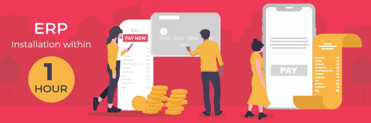 Digital accounting with NoBrokerHood