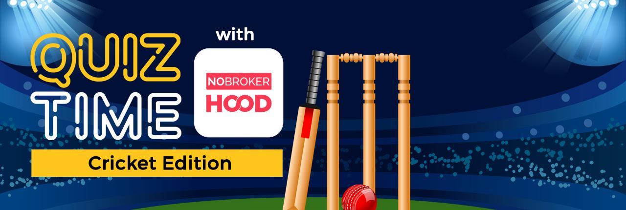 Cricket Quiz Competition