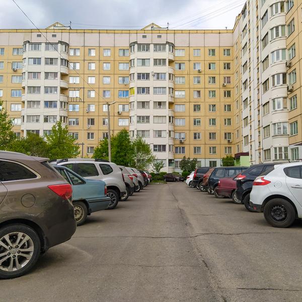 Apartment parking with NoBrokerHood