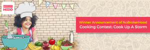 Kids cooking competition