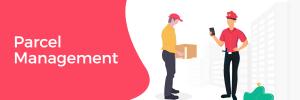 Parcel Management for NoBrokerHood