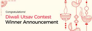 Diya contest Winner announcement