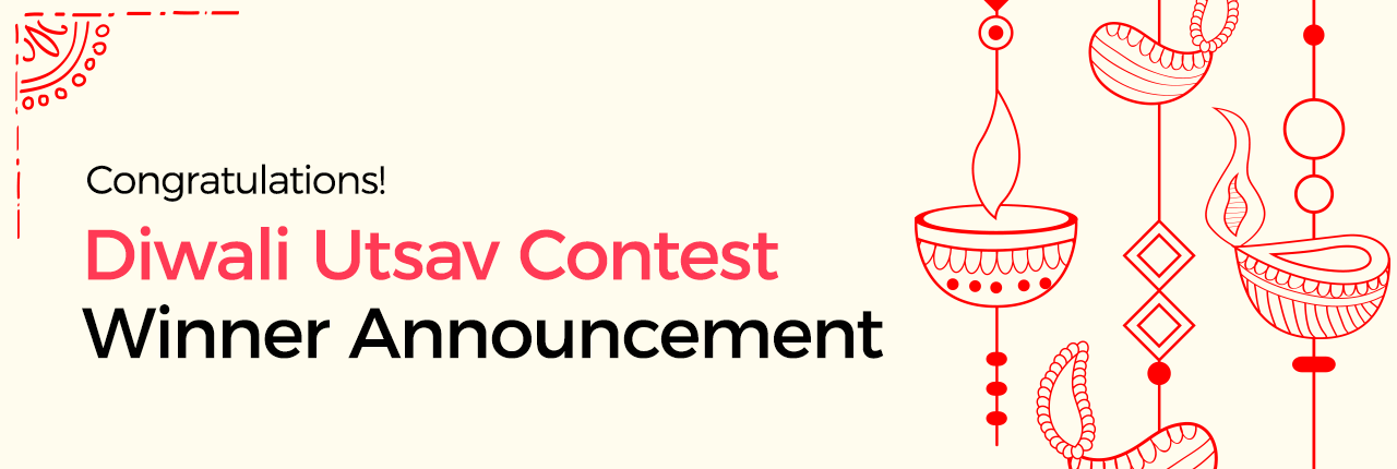 Diya contest Winner announcement