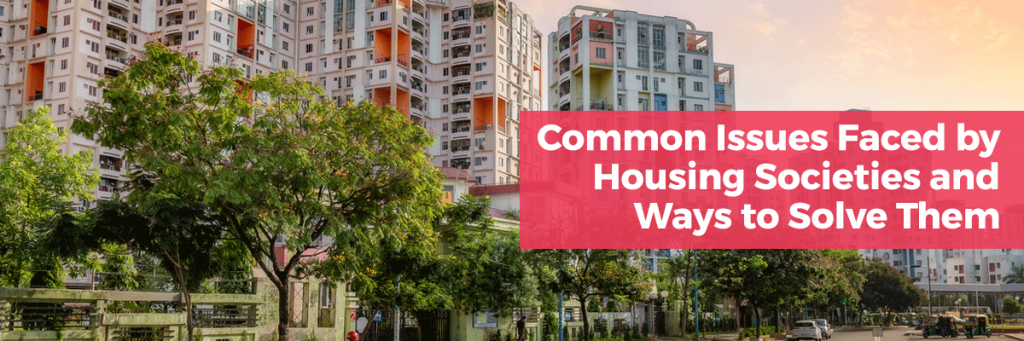 common issues in housing societies