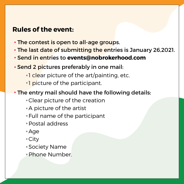 Republic Day Painting Contest