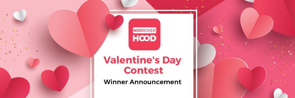 Valentine's Day Winners