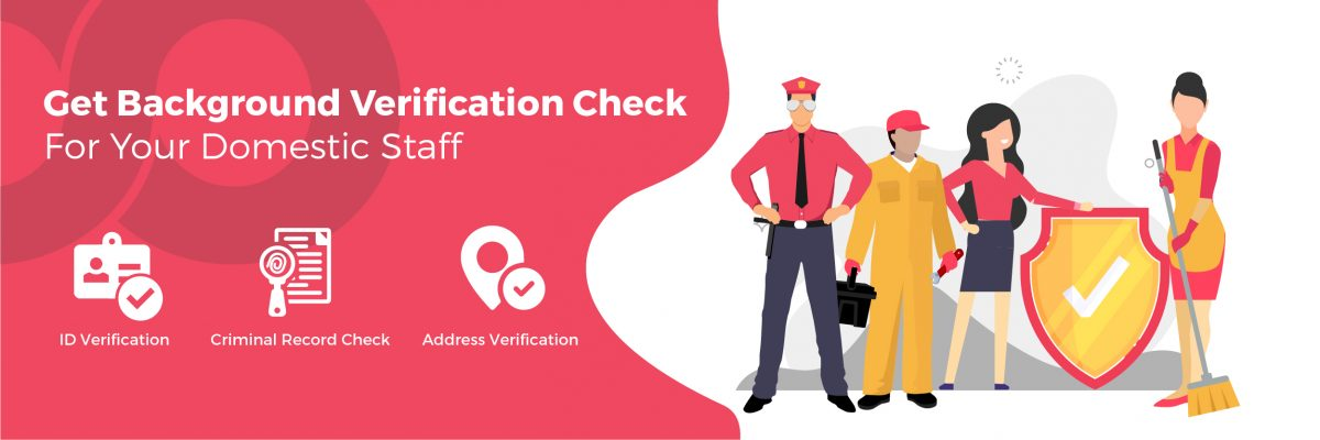 Background Verification for NoBrokerHood