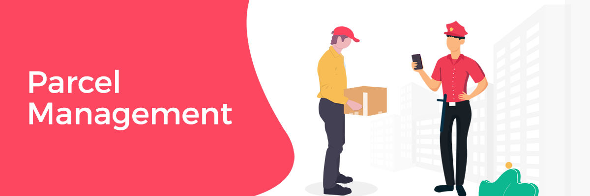 Parcel Management for NoBrokerHood